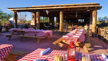 Family Reunions Cocoraque Ranch Pavilion